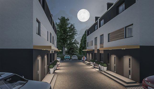 Ostatnie mieszkanie 54 mkw z ogródkiem 48m2, Marki ul Księżycowa