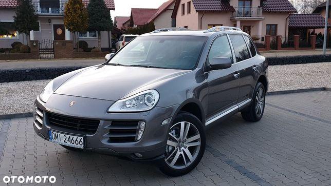 "Porsche Cayenne 3.0 diesel 2009r Alufelgi 20"" Webasto Navigacja Piękny Stan"