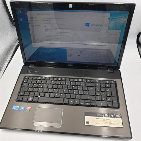 Laptop Acer Aspire 7741G I52,53GHZ 4GB 600GB WIN1
