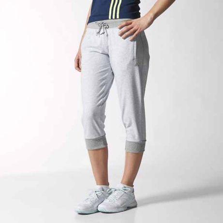 Spodnie 3/4 adidas damskie S20929, Nowe