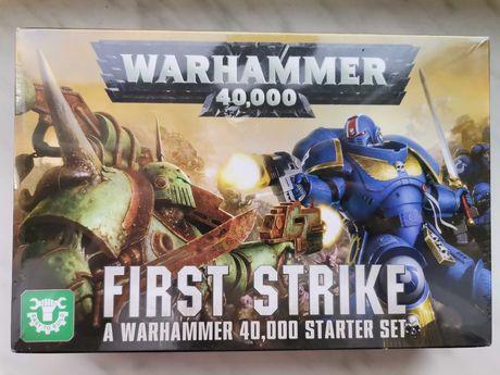 Warhammer 40.000 nowy zestaw