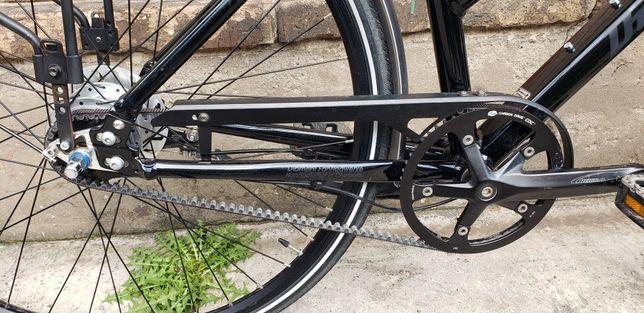 Немецкий велосипед Diamant 247 на ремне