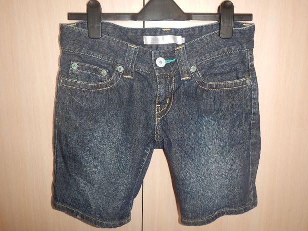Шорты boyfriend jeans р.24 (158-164см) бойфренды