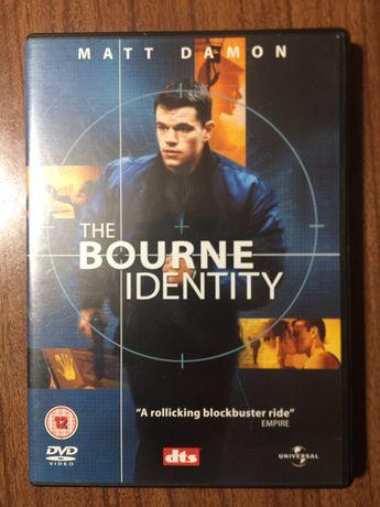 DVD Bourne Identity