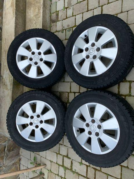 Диски GM(Opel),R15 5x110 Opel Meriva Astra Zafira...