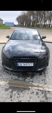 Audi. A6.