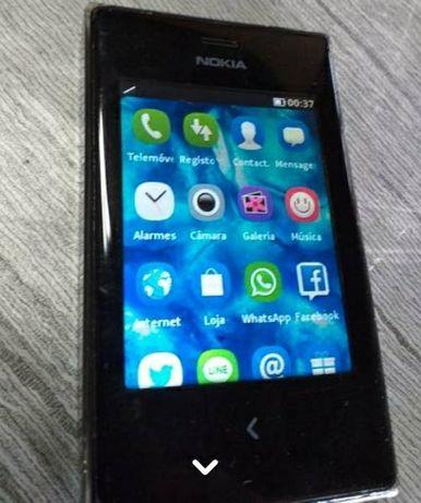 Nokia 503 asha usado