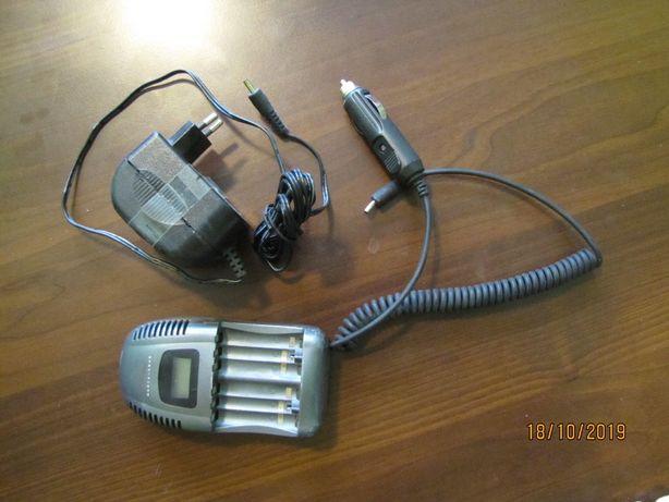 ładowarka do akumulatorków dla aparatów fotograficznych