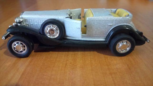Кадиллак игрушечная машинка моделька
