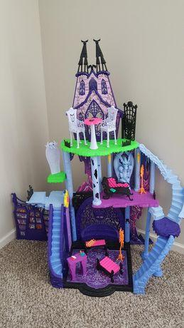 Катакомбы monster high замок дом монстер хай