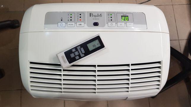 Klimatyzator przenośny DeLonghi PACN82Eco idealny pełny zastaw