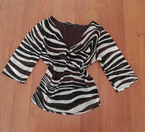 Bluzeczka zebra w paski