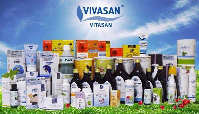 Vivasan+ Краса та Здоров'я