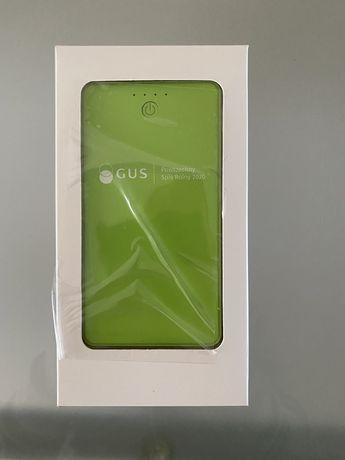 Nowy powerbank VIVID 4000 MAH zielony