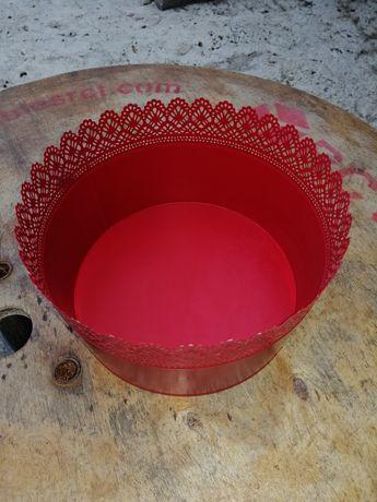 Vaso/ floreira ikea 25cm diâmetro