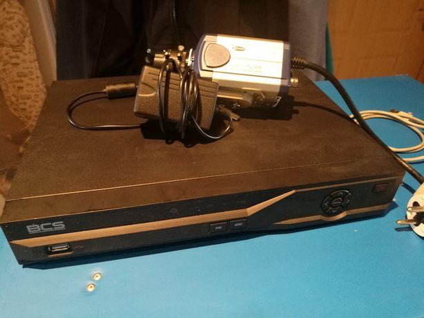 Rejestrator kamera obiektyw monitoring