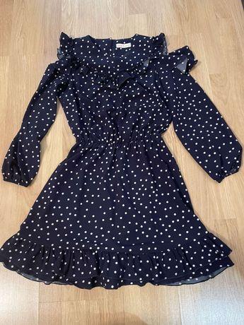 Продам шифоновое платье в отличном состоянии