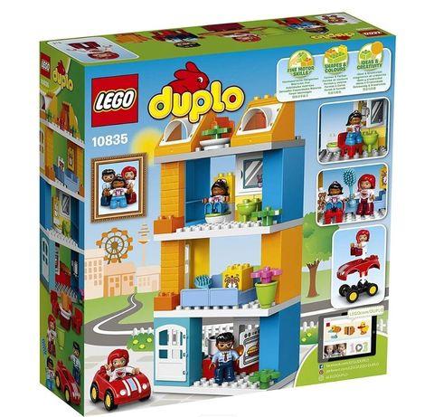 Лего дупло lego duplo семейный дом домик дворец машина квартира