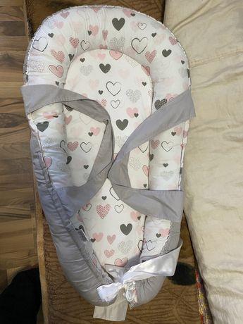 Продам кокон-гнездышко для новорожденных