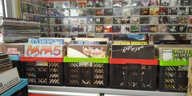 Płyty Winylowe - winyle - cd - dvd, skup, sprzedaż.