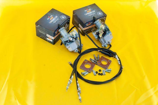 Комплект Карбюратор PZ 30 с ускорительным насосом набор МТ днепр Урал
