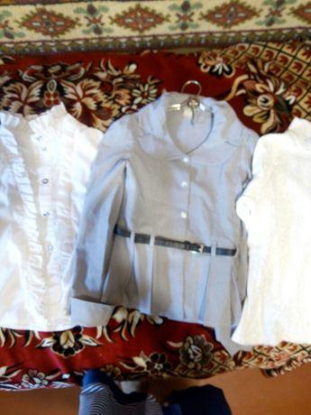 Блузы для школы