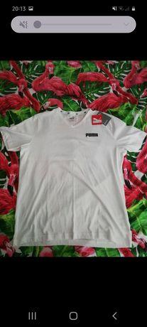 T shirt męski puma L