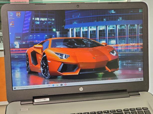 Большой  игровой ноутбук с двумя видеокартами -HP PAVILION 17. SIGMA