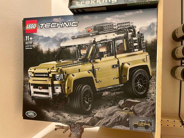 LEGO 42110 Technic - Land Rover Defender