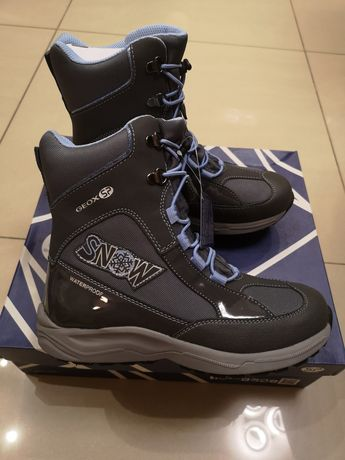 Зимние ботинки Geox New Alaska Оригинал 26.31.32.33.34.35.36.37