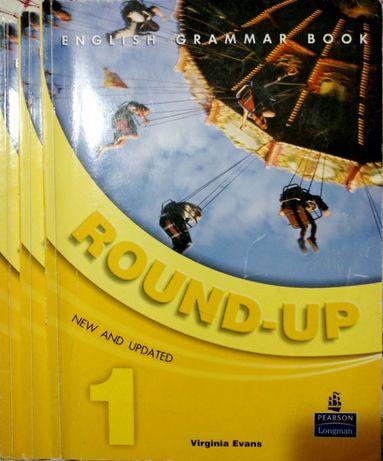 Round-Uр 1, Round-Uр 2 English Grammar Book Longman. Чісті. Як нові.