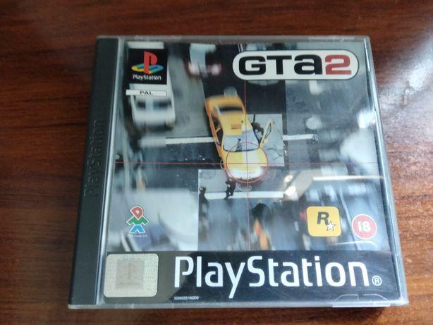 Jogo PS1 GTA 2 Excelente Estado
