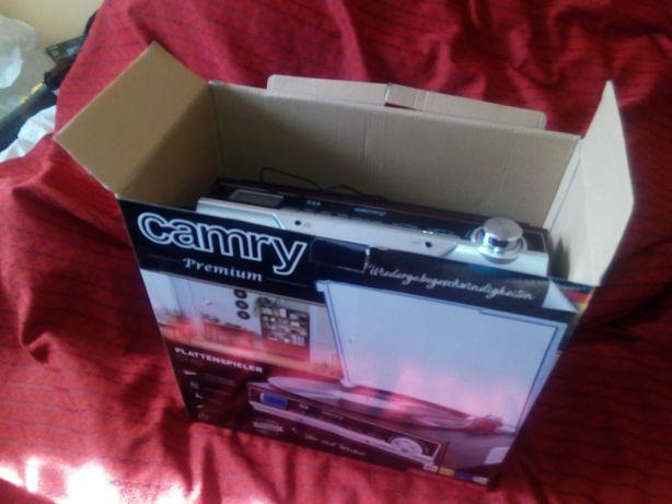 Gramofon z radiem Camry CR 1113 wyświetlacz LCD