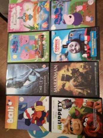 Bajki, gry i filmy DVD
