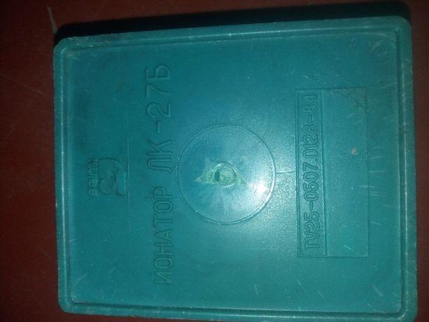 Ионизатор серебра лк 27 б
