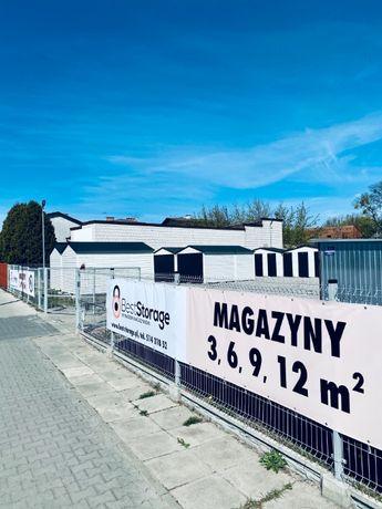 6m2 self storage kontener magazynowy WYNAJME MAGAZYN