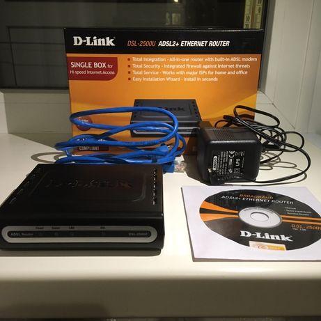 Продам ADSL модем D-Link DSL- 2500U