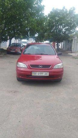 Opel Astra 1,4 gaz