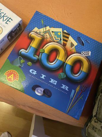 100gier planszowych