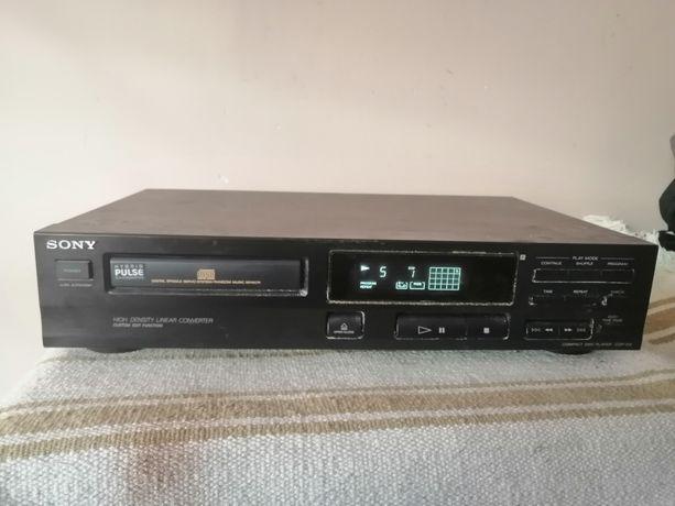 Odtwarzacz CD Sony CDP-312