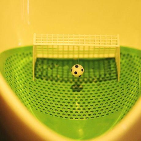 Tapete Desinfetante para Urinol - Baliza de Futebol