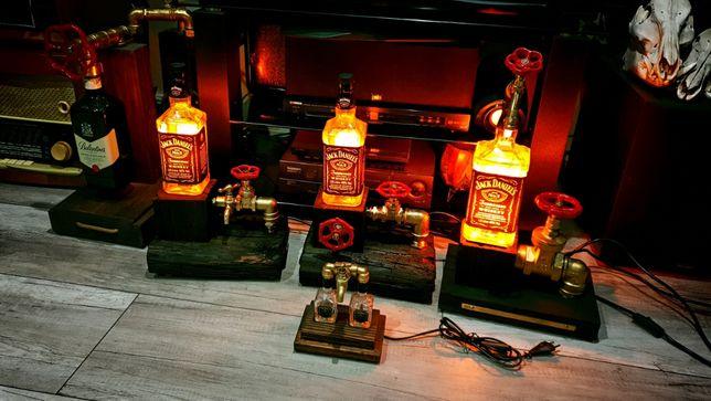 Jack Daniels lampa - NOWOŚĆ !