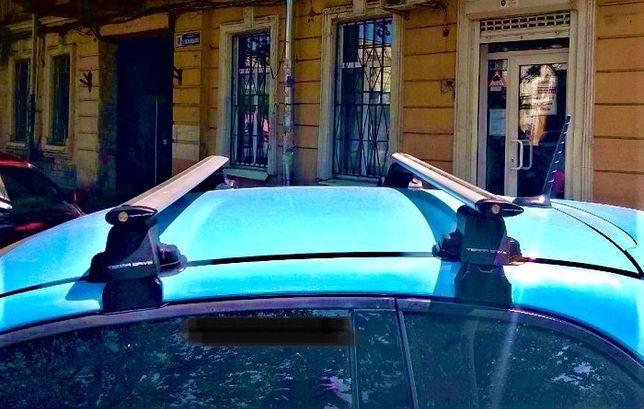 Багажник на крышу, рейлинги, релинги, поперечины, кришу, дах, релінг