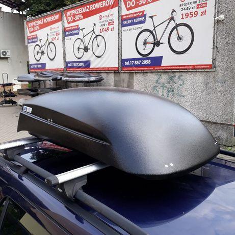 wyprzedaż --HIT-- AERO niski Box dachowy City-Sport MD2 200L Rzeszów