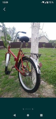 Велосипед маленький