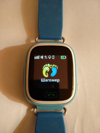 Смарт часы детские (GPS, часы, шагомер, прослушка, Simcard)