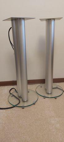 Standy, stojaki pod kolumny kpl. 2 sztuki, Audio Physic + kable OKAZJA