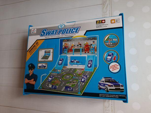 """Игровой набор """"Полицейский участок в городе"""""""