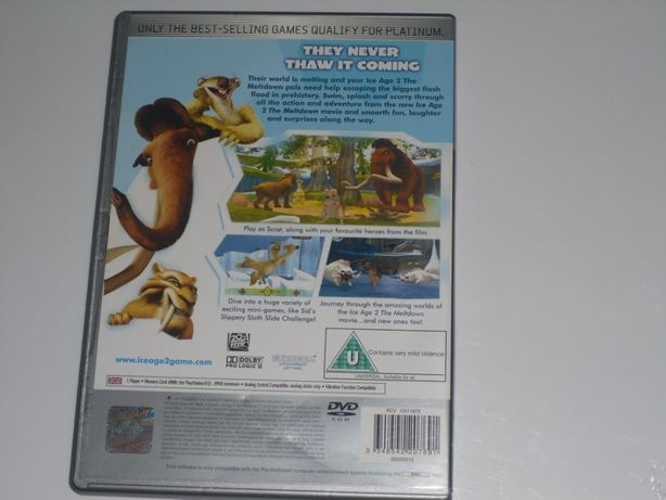 Ice Age 2 PS2 Playstation 2