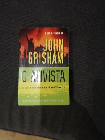 O Ativista, uma aventura de Theo Boone - John Grisham